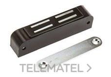 CIERRE MAGNETICO ROSCADO RECTANGULAR METAL PLASTICO 13kg 4u con referencia 181-250 de la marca RS PRO.