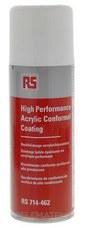 RECUBRIMIENTO TRANSPARENTE PCB RESINA -55/130ºC AEROSOL 200ml con referencia 714-462 de la marca RS PRO.