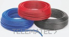 TUBO FLEXIBLE AGUA 28mm PVC.NEGRO 30m con referencia 436-9628 de la marca RS PRO.