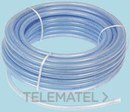 TUBO FLEXIBLE PET REFORZADO 100mm PVC TRANSPARENTE 25m con referencia 368-0227 de la marca RS PRO.