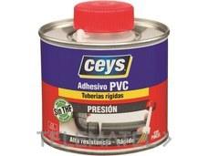 Adhesivo CEYS PVC presión tapón pincel 500ml con referencia AI20322 de la marca SALVADOR ESCODA.