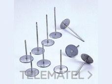 Clavo fijación fibra diámetro 30x19mm (Caja 1000 unidades) con referencia AI07033 de la marca SALVADOR ESCODA.