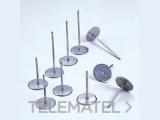 Clavo fijación fibra diámetro 30x48mm (Caja 1000 unidades) con referencia AI07043 de la marca SALVADOR ESCODA.