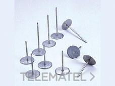 Clavo fijación fibra diámetro 30x62mm (Caja 1000 unidades) con referencia AI07046 de la marca SALVADOR ESCODA.