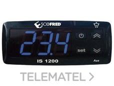 Termómetro/termostato ESCOFRED IS200 con referencia CF31001 de la marca SALVADOR ESCODA.