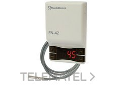 Termostato digital superficie FN-42 con referencia CO14652 de la marca SALVADOR ESCODA.