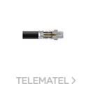 Acoplamiento FEH1290 flexible trenza boquilla 4 grapas con referencia 137021 de la marca SAMOA.