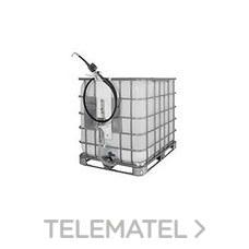 Bomba neumática DNEC1000/31/V 1000l toma inferior aceite con referencia 454150 de la marca SAMOA.