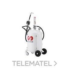 Dispensador aceite neumática DAC65/31P contador 65l con referencia 328010 de la marca SAMOA.