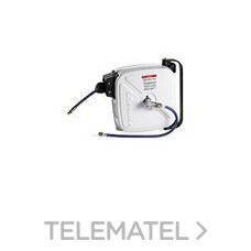 Enrollador compacto EM10/10 carenado diámetro 10mm 10m con referencia 500111 de la marca SAMOA.