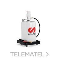 Equipo neumática EGC20/21 móvil llenado 20kg con referencia 422300 de la marca SAMOA.