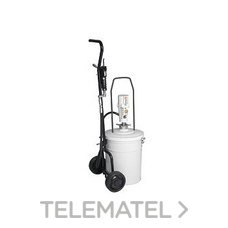 Equipo neumática ENG18/450 engrasador móvil 12/18kg con referencia 424150 de la marca SAMOA.