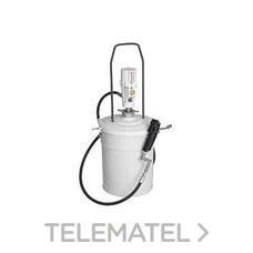 Equipo neumática ENP20/450 engrasador portátil bidón 20kg con referencia 424172 de la marca SAMOA.