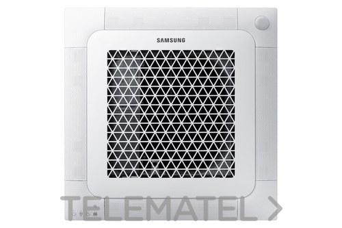 Unidad interior cassette 4 vías WindFree 570x570 frío 3,5KW calor 4,0KW con referencia AC035NNNDKH/EU de la marca SAMSUNG.