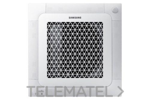 Unidad interior cassette 4 vías WindFree 570x570 frío 5,0KW calor 6,0KW con referencia AC052NNNDKH/EU de la marca SAMSUNG.