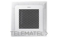 Unidad interior cassette 4 vías WinfFree frío 12,5KW calor 14,0KW con referencia AC120NN4DKH/EU de la marca SAMSUNG.