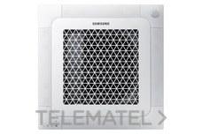 Unidad interior cassette mini frío 2,0KW calor 2,2KW con referencia AJ020NBNDEH/EU de la marca SAMSUNG.