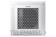 Unidad interior cassette mini frío 2,6KW calor 2,9KW con referencia AJ026NBNDEH/EU de la marca SAMSUNG.
