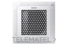 Unidad interior cassette mini frío 3,5KW calor 3,8KW con referencia AJ035NBNDEH/EU de la marca SAMSUNG.
