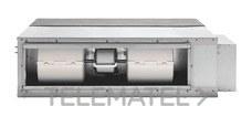 CONJUNTO SPLIT CASSETTE SDH 17-105ND CLASE EFICIENCIA ENERGETICA A\\A con referencia 0010016242 de la marca SAUNIER DUVAL.