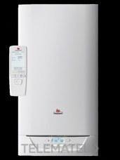 KIT CALDERA ISOFAST CONDENS35B H-ES GAS NATURAL CLASE DE EFICIENCIA ENERGETICA A+ con referencia 12022801 de la marca SAUNIER DUVAL.