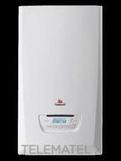 KIT CALDERA THEMA CONDENS 25 GAS NATURAL CLASE DE EFICIENCIA ENERGETICA A con referencia 12021496 de la marca SAUNIER DUVAL.
