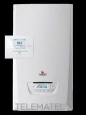 Kit caldera THEMAFAST CONDENS 30+MIGO clase de eficiencia energética A+ con referencia 0010019967 de la marca SAUNIER DUVAL.