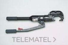 PRENSA HIDRAULICA MANUAL 12 TM CABEZA C ABERTURA 42mm con referencia Y750HSXT de la marca SBI.