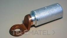 TERMINAL BIMETALICO Al-CU 120mm2 BORNE 12 con referencia Y4A120A128C de la marca SBI.