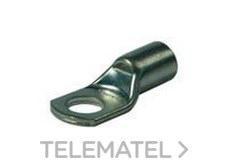 TERMINAL TUBULAR COBRE ESTAÑADO 240mm2 BORNE 12 con referencia YAV240M12 de la marca SBI.