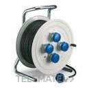 ENROLLADOR ROLLER 450 INDICADOR 2x(2 POLOS+T)+2x(3 POLOS+NEUTRO+TIERRA con referencia 745.3505-006 de la marca SCAME.