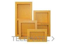 Hornacinas prefabricadas KERDI-BOARD-N 305x508mm para pared con referencia KB12N305508A1 de la marca SCHLUTER.