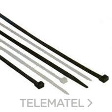 SCHNEIDER ELECTRIC 3946400 Abrazadera AN 780x9 negra