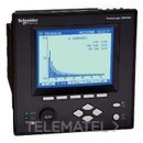 ANALIZADOR REDES POWERLOGIC ION7650 con referencia M7650A0C0B5A0A0E de la marca SCHNEIDER ELEC.