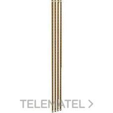 BARRA COBRE PERFORADA 160A LONGITUD =1,4m (4u) con referencia 04171 de la marca SCHNEIDER ELEC.