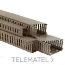 SCHNEIDER ELEC 3911170 MTS. CANALETA RANURADA   60 x  40MM  3911170