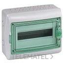 COFRET KAEDRA 1 FILA 12 MODULO 280x340x160 con referencia 13981 de la marca SCHNEIDER ELEC.