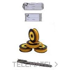 ETIQUETA IDENTIFICADORA HAZ CABLES con referencia 1741110 de la marca SCHNEIDER ELEC.