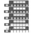 ETIQUETA PARA XBTR411 con referencia XBLYR01 de la marca SCHNEIDER ELEC.
