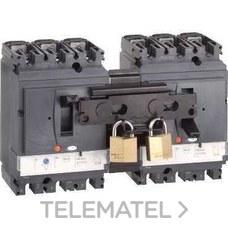 INTERENCLAVAMIENTO MECANICO MANDO DIRECTO/A NSX100-250 con referencia LV429354 de la marca SCHNEIDER ELEC.