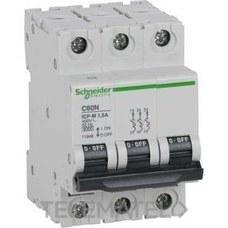SCHNEIDER ELEC 11953 INT.AUT.CTROL.POT.C60N ICP-M 3P 10A