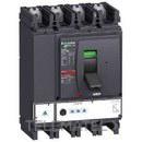 INTERRUPTOR COMPACT NSX400N 2,3 250A 4 POLOS 4R con referencia LV432708 de la marca SCHNEIDER ELEC.