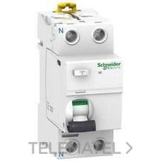 INTERRUPTOR DIFERENCIAL IDD 2 POLOS 40A 30mA CLASE-AC con referencia A9R81240 de la marca SCHNEIDER ELEC.