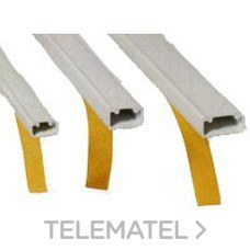 SCHNEIDER ELECTRIC 4130106 Minicanal CANATEL CTL 10/16 con adhesivo