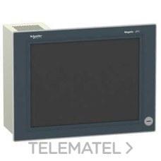 """PANEL PC PERFORMANCE HDD 15"""" AC 2 RANURAS con referencia HMIPPH7A2701 de la marca SCHNEIDER ELEC."""