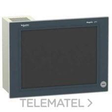 """PANEL PC UNIVERSAL SSD 15"""" AC 2 RANURAS con referencia HMIPUF7A2P01 de la marca SCHNEIDER ELEC."""