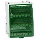 REPARTIDOR MODULAR 4 POLOS 100A 28 CONEXION con referencia LGY410028 de la marca SCHNEIDER ELEC.