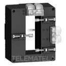 TRANSFORMADOR INTENSIDAD TI1500/5 DOBLE SALIDA 34x84mm con referencia METSECT5DD150 de la marca SCHNEIDER ELEC.