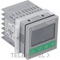 CONTROLADOR TEMPERATURA 1 ALARMA 1 RELAY 100-240V CORRIENTE ALTERNA con referencia RTC48PUN1RNHU de la marca SCHNEIDER ELECTRIC.