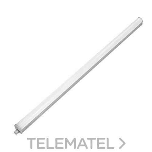 Luminaria INDU LINE 120 NW 1-10V IP65 IK07 blanco neutro protector policarbonato con referencia INDULINE1201-10 de la marca SCHREDER.